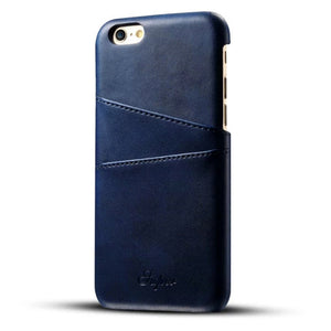 Rosely Leather Case | For iPhone [6 Colors]