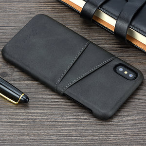 Grand Rosely Leather Case For iPhone XS MAX XR X