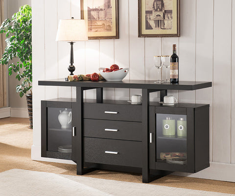 Jacqueline Collection Black Server