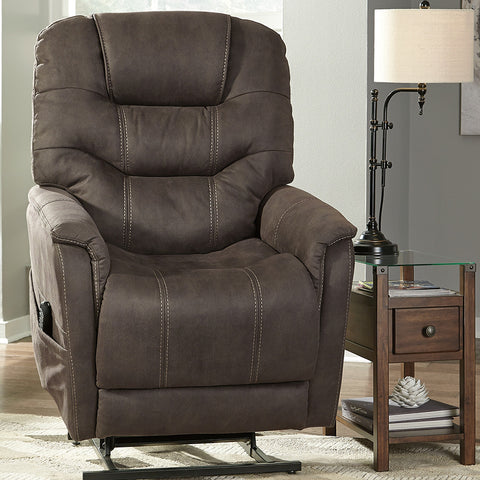Ballister Brown Lift Recliner