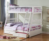 Sammy Twin/Full Bunkbed