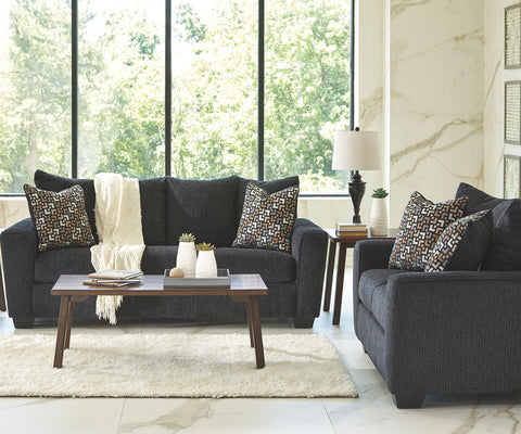 Wixon Sofa/Loveseat Collection