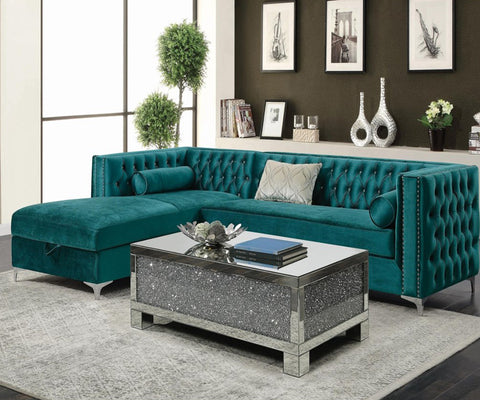 Bellaire 2pc Sectional