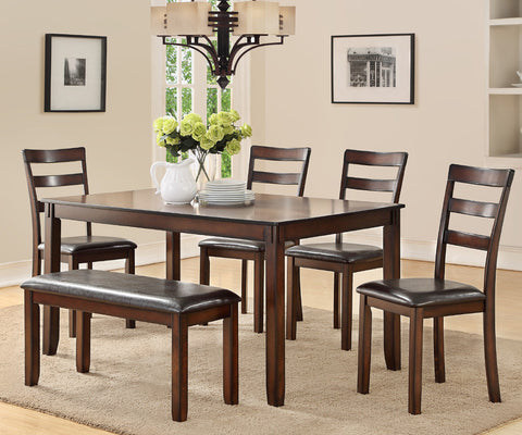Dario 6pc Dining Set