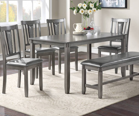 Dahlia 6pc Dining Set
