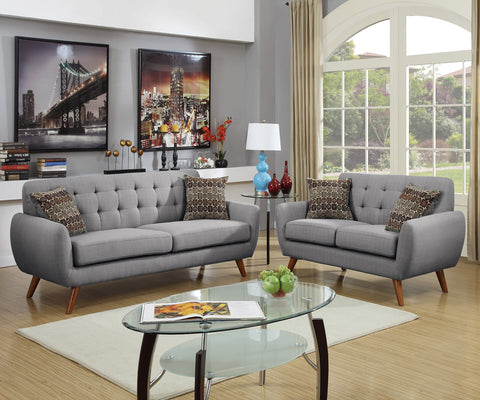 Sonya Sofa/ Loveseat