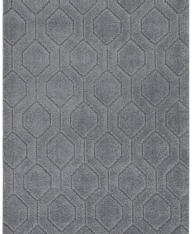 Tand Gray Area Rug