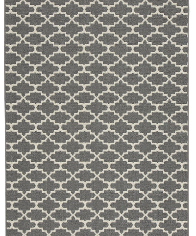 Lafferty Gray Area Rug