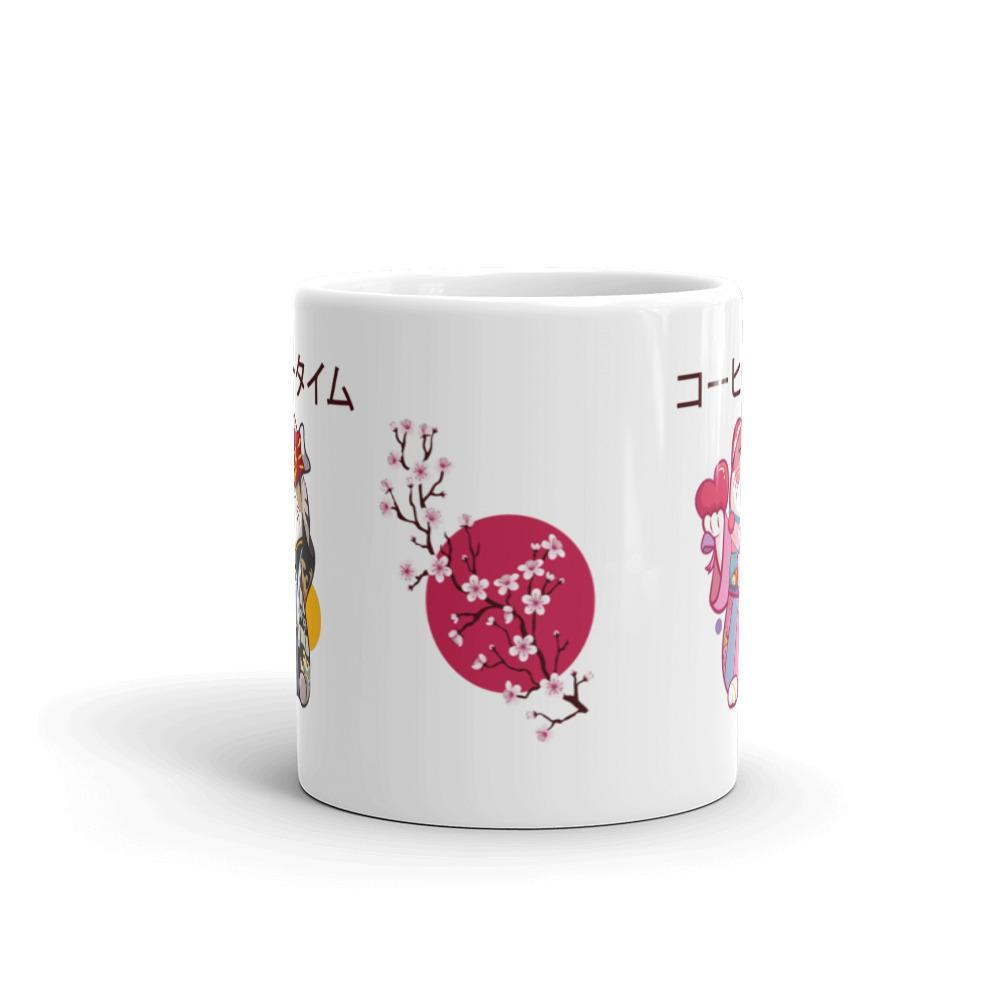 amazonetworks Japanese Cat Mug