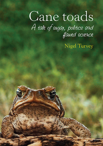 Cover of Cane Toads