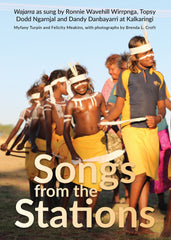 Cover image of Songs from the Stations