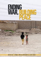 Cover image of Ending War Building Peace