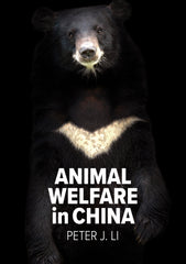 Book cover of Animal Welfare in China