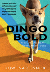 book cover of Dingo Bold by Rowena Lennox