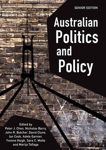 Australian Politics and Policy