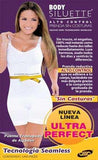 Body Boxer con Top Tirante Ajustable Modelo 5009