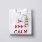 T Shirt Geek Plié | La Casa De Papel Keep Calm and O Bella Ciao