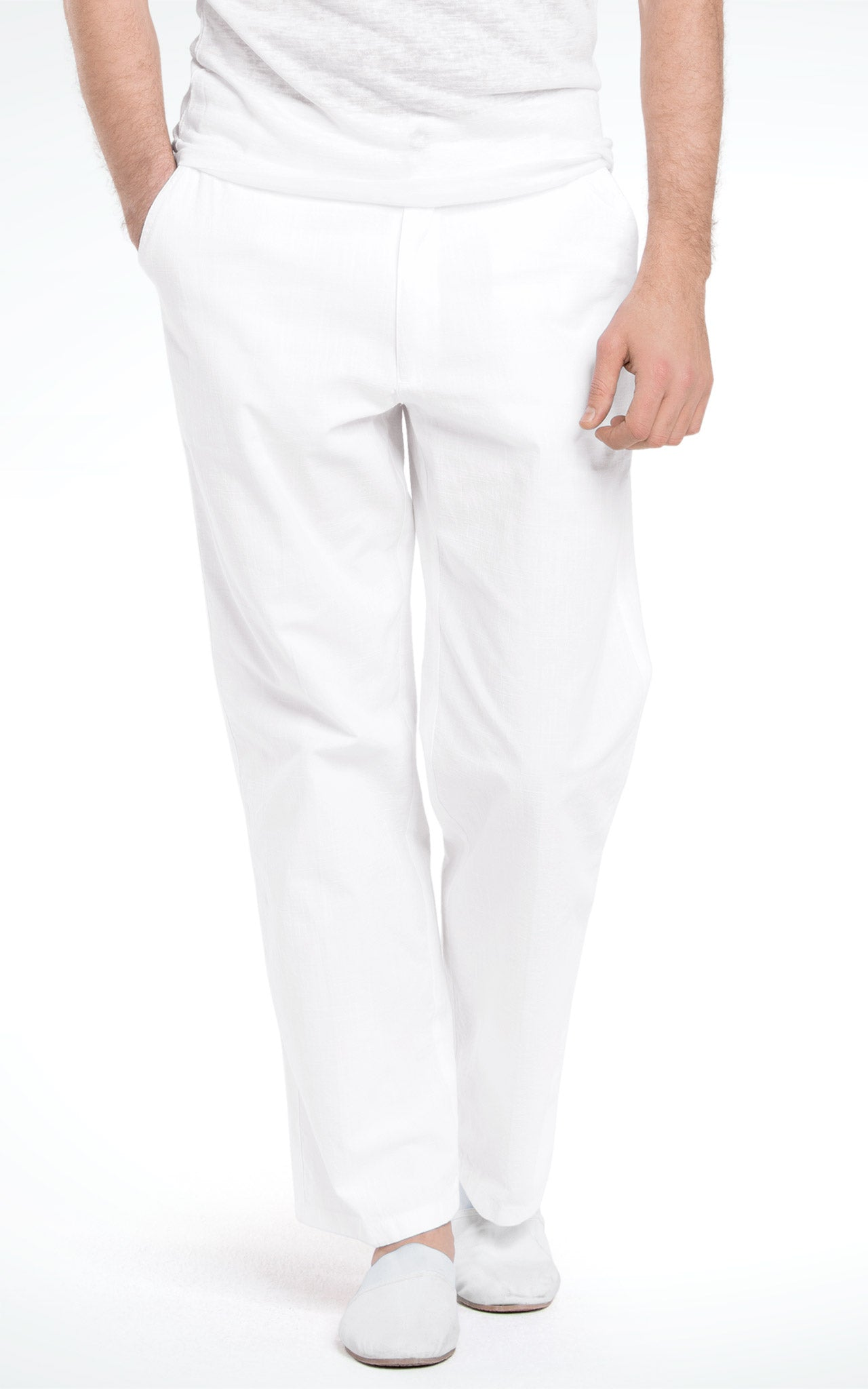 great discount high quality selected material Men's Relaxed Casual Cotton Beach Pants