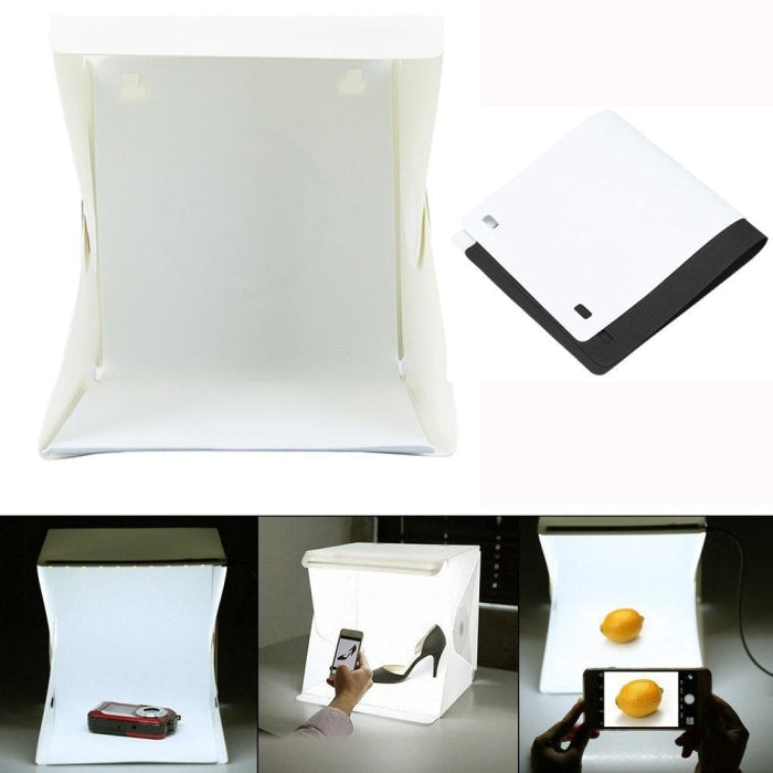 Led Light Room Photo Studio Photography Box