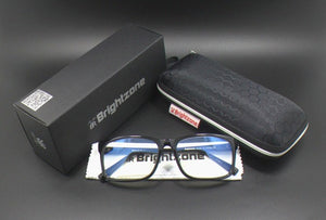Anti Blue Light Blocking Glasses Improve Comfort