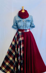 The Haya Swing skirt