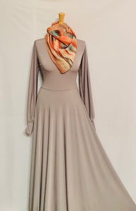 The Haya Swing dress