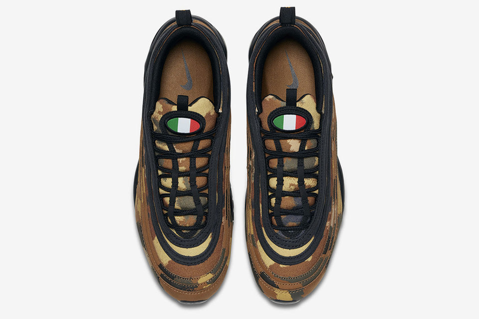 online store 0226a 046bc Nike Air Max 97 - Country Camo Pack - Italy