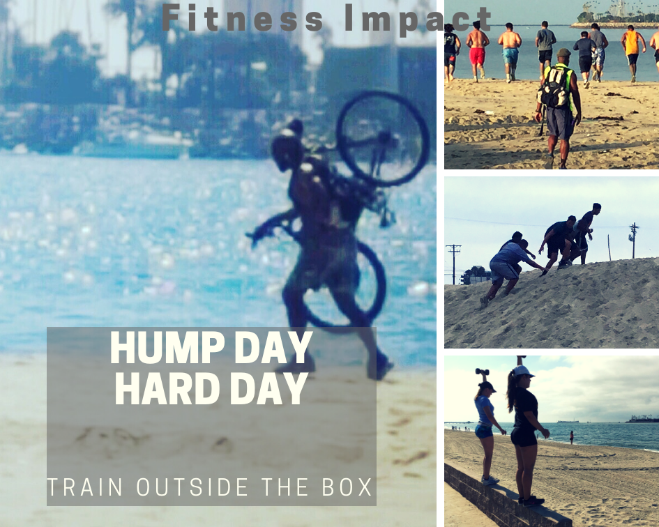 Hump Day Hard Day Training