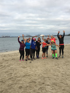 Impact Beach Training - Impact Performance Club