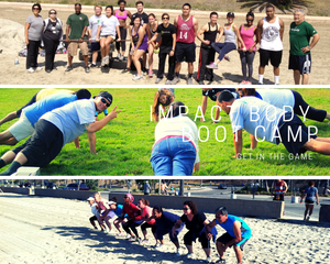 Impact Body Boot Camp