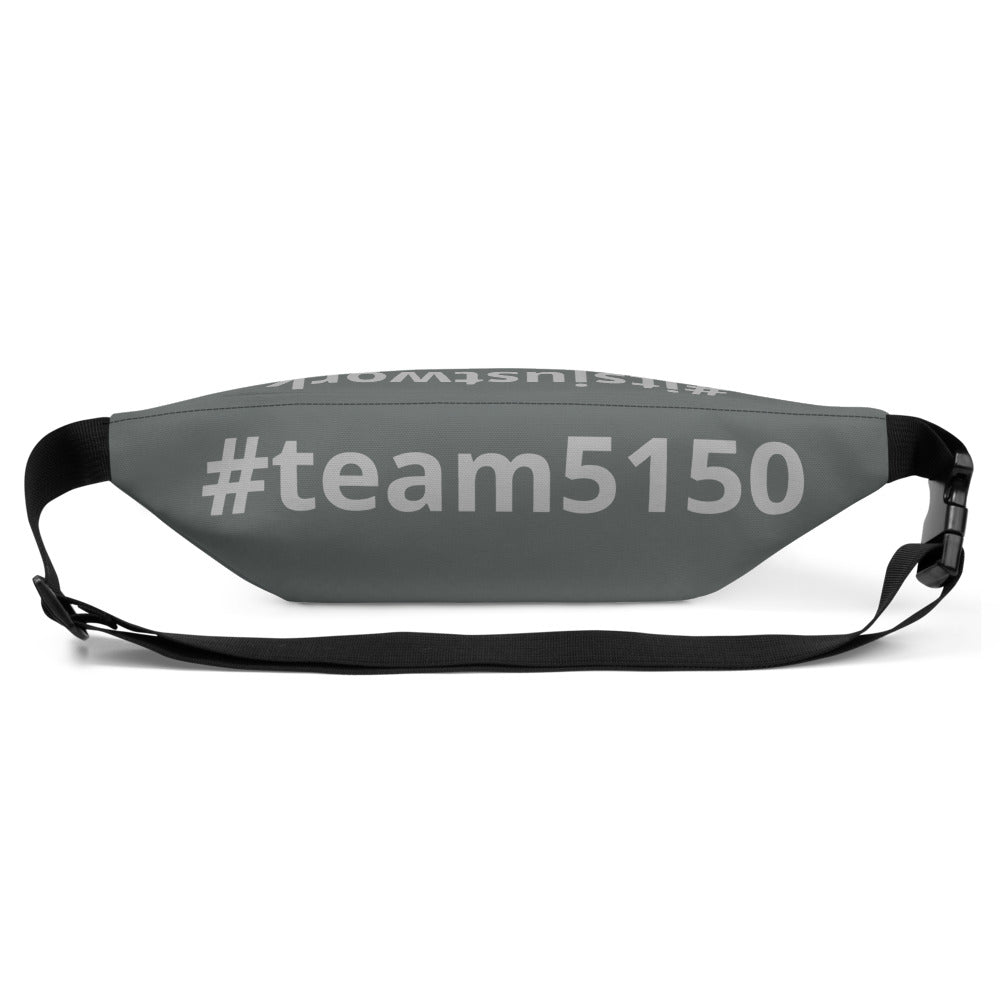 Fitness Impact #team5150  Fanny Pack - Impact Performance Club