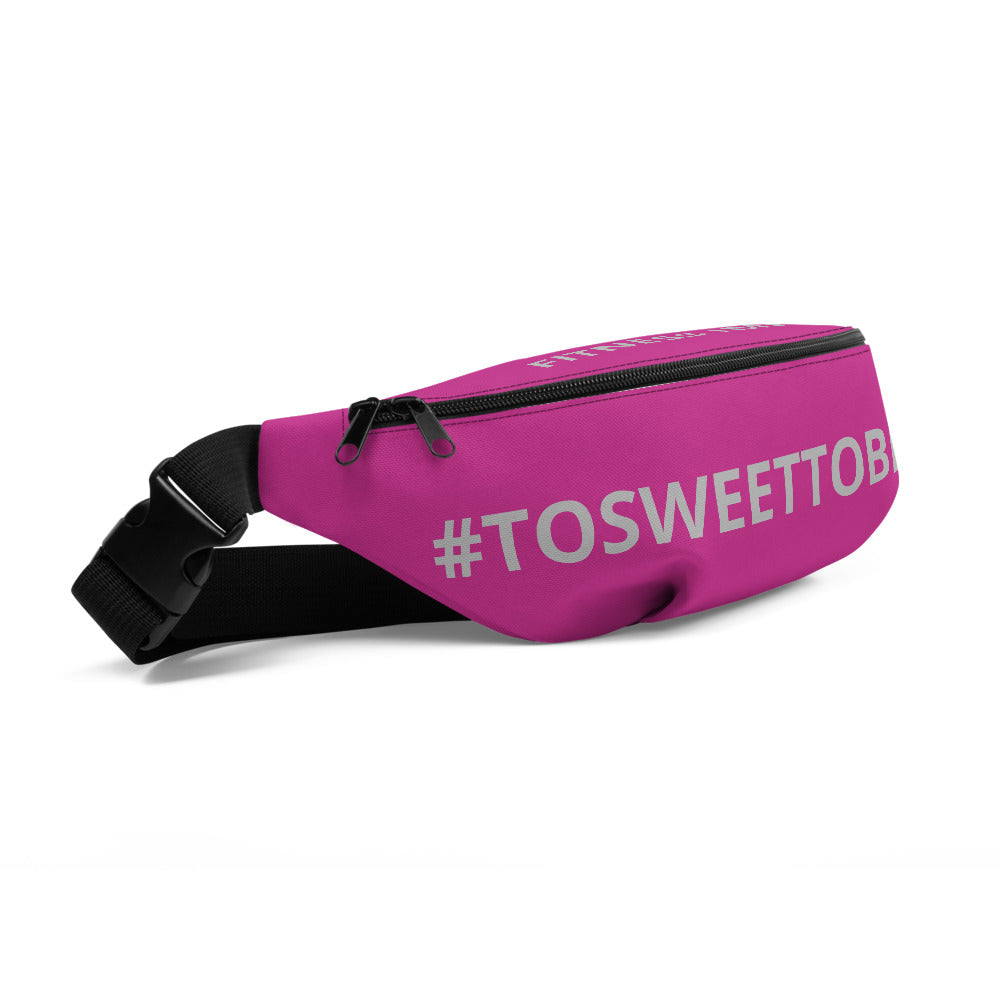 #TOSWEETTOBESOUR Women's Casual Fanny Pack - Impact Performance Club
