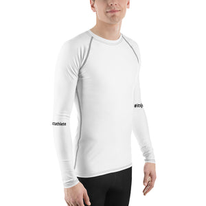 Men's Fitness Impact Sports Rash Guard