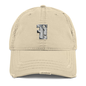 FI Distressed Style Hat