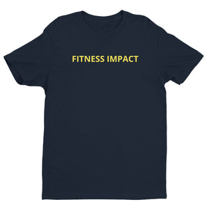 Men ETB Short Sleeve T-shirt - Impact Performance Club