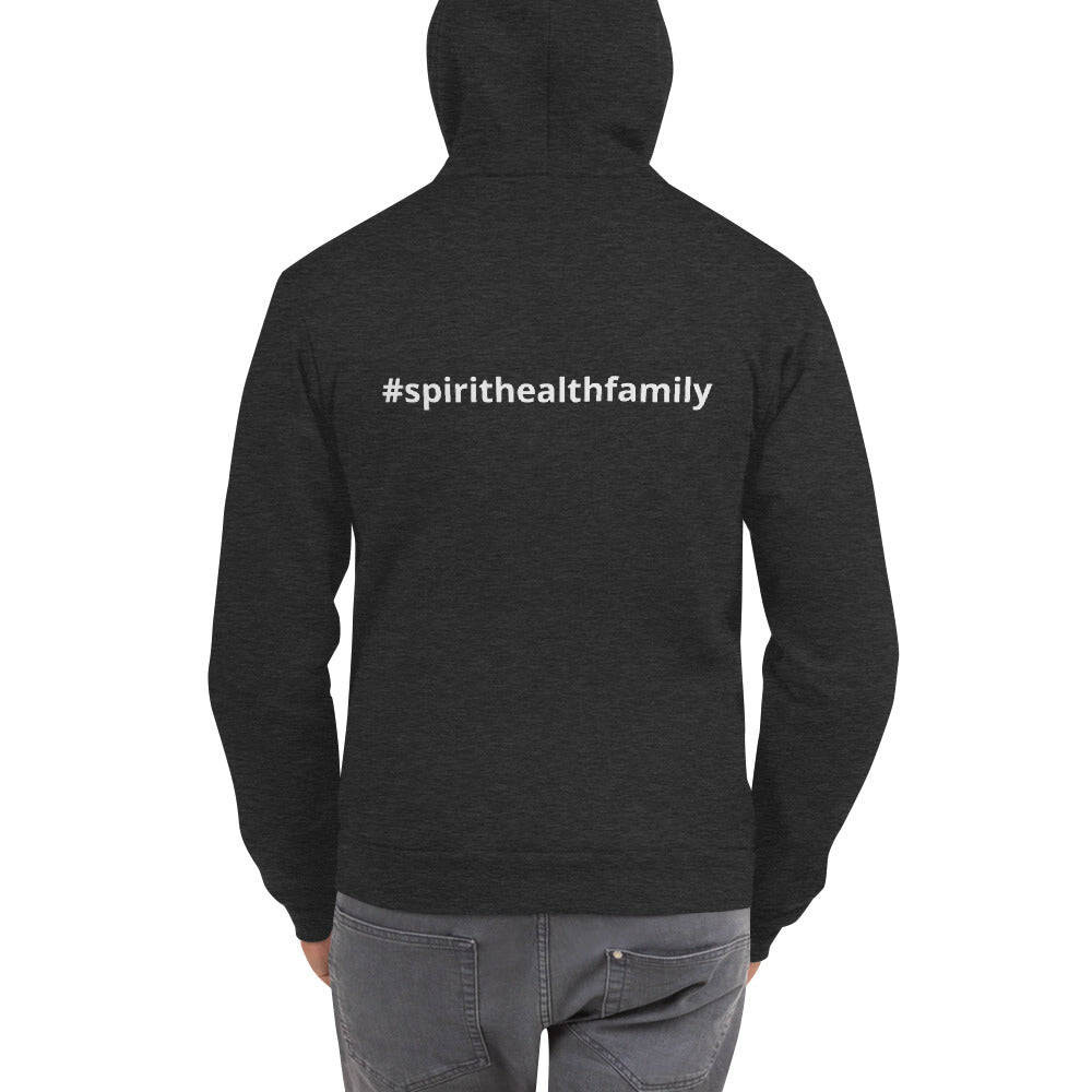 Fitness Impact Spirit Health Family Hoodie Sweater