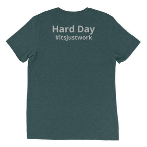 Men's Hump Day Hard Day Short Sleeve T-Shirt - Impact Performance Club