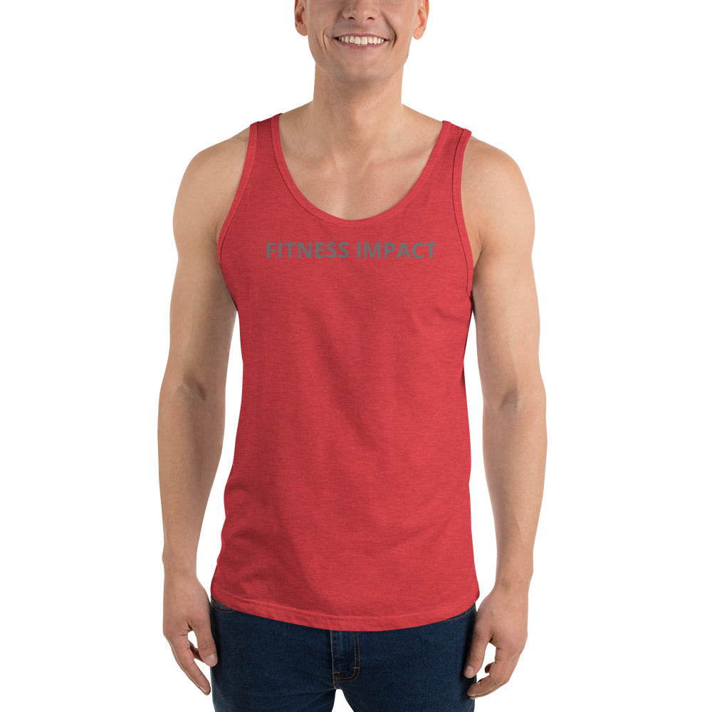 Fitness Impact Classic Logo Tank Top