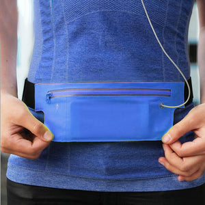 Unisex Waterproof Spots Activity Waist Bag- Fanny Pack - Impact Performance Club