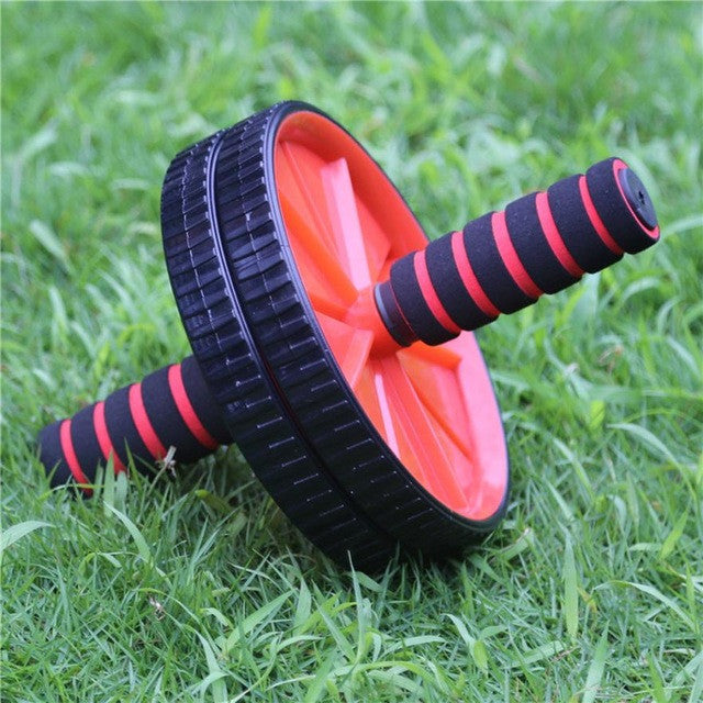 New Abdominal Core Strength Wheel Roller