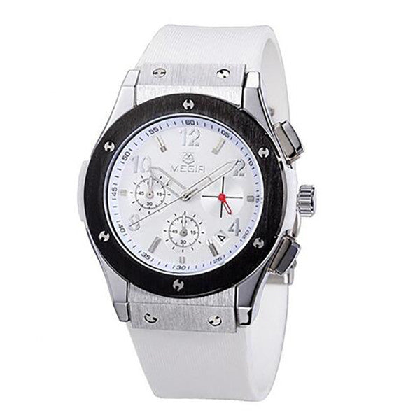 New 2018 Luxury Men Chronograph Business Sport Watches