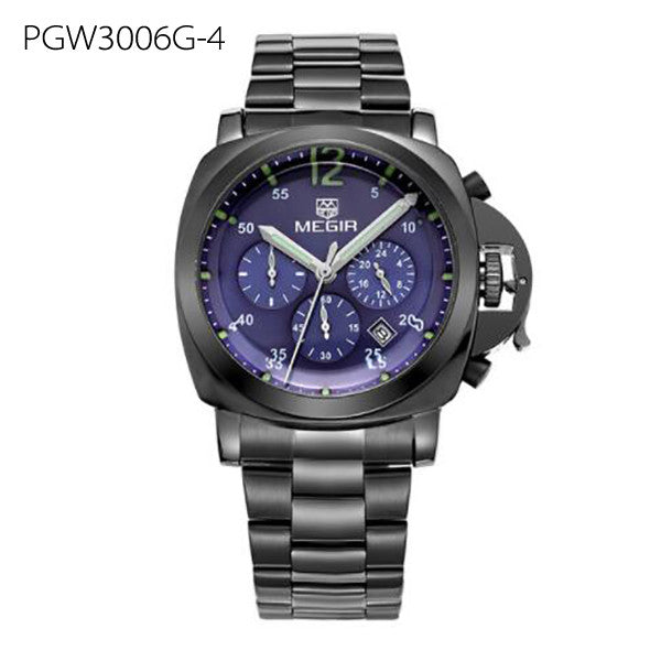 Men Casual Business Watch