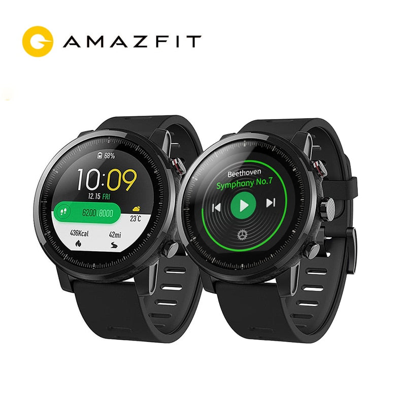 Smart GPS Sports Fitness Watch