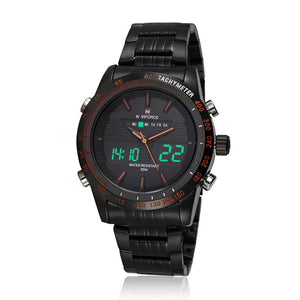 Naviforce Casual Sports Wristwatch