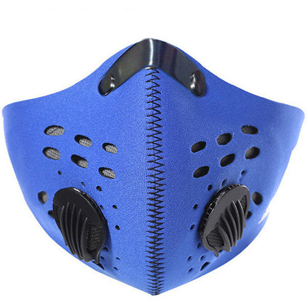 Sports Fitness Training Face Mask