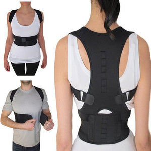 Women's Therapy Posture-Corrective Magnet Back Brace - Impact Performance Club