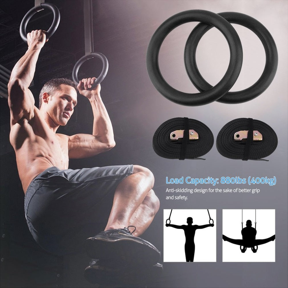 Fitness Strength Training Rings - Impact Performance Club