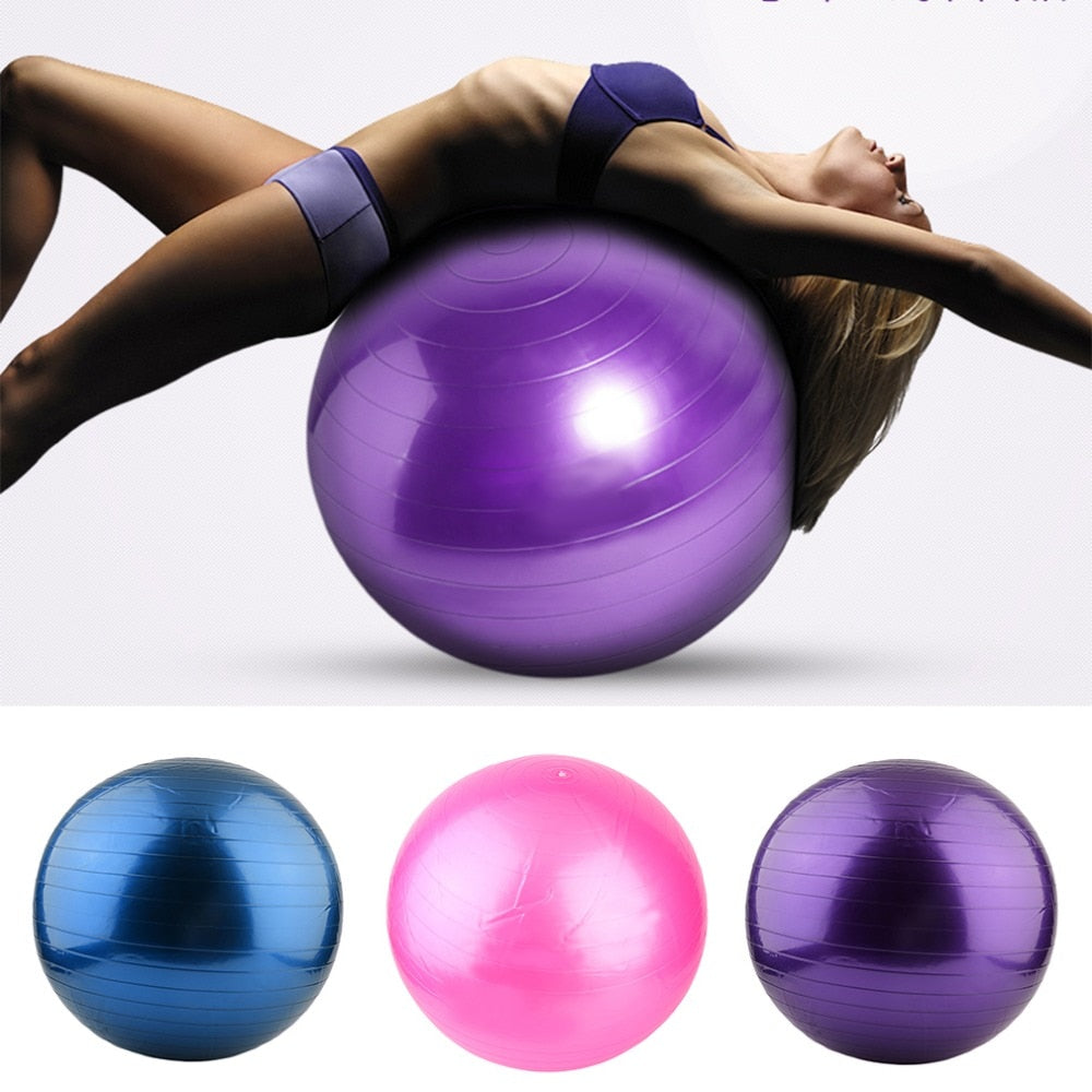 Anti-Burst Sports Fitness Stability Ball