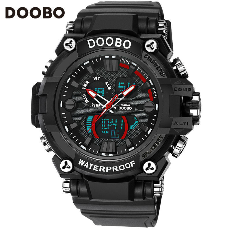 Doobo Durable Sports Watch - Impact Performance Club