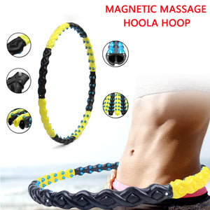 Magnetic Weighted Abdominal Exercise Hoola Hoop - Impact Performance Club